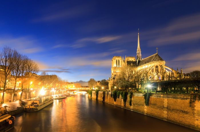 Sungai Seine, Sungai Paling Romantis dan Bersejarah di Paris