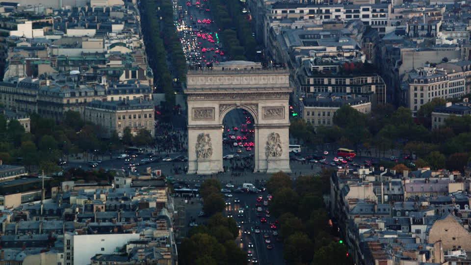 Arc de Triomphe 3