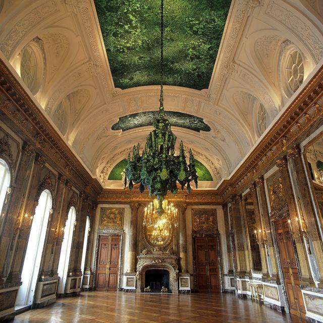 Berkunjung ke Royal Palace di Brussels
