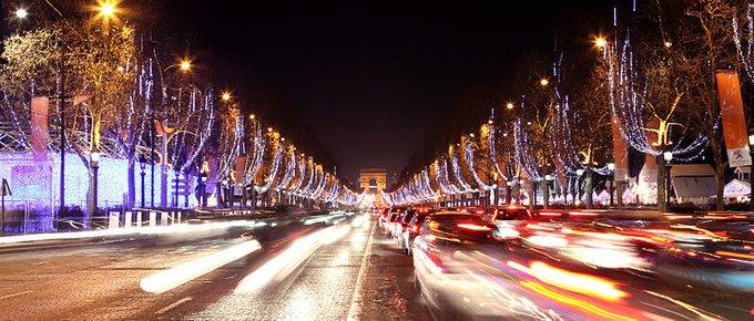 Champs-Elysées Paris, Eksplorasi Jalan Terindah di Dunia