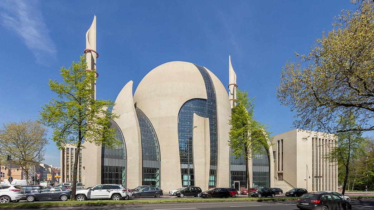 DITIB Cami Central Mosque Cologne 4