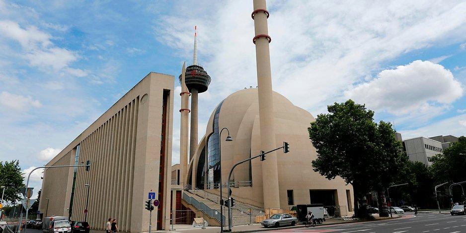 DITIB Cami Central Mosque Cologne