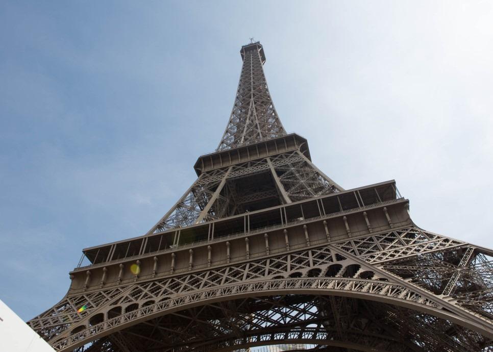 Deskripsi Bangunan Menara Eiffel