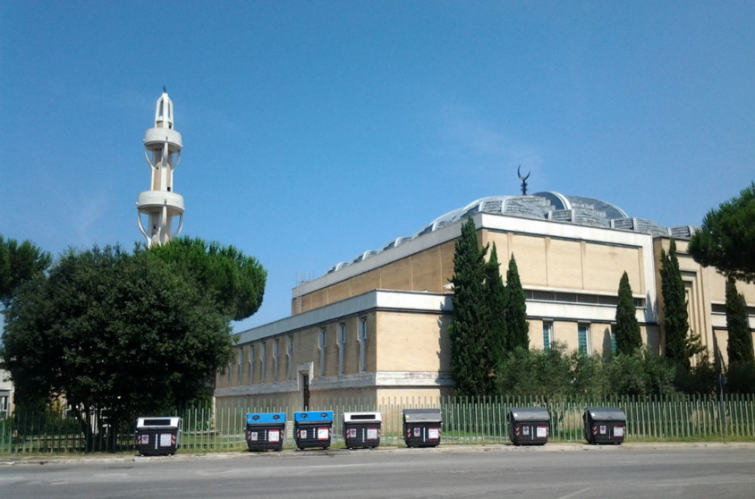 Grand Mosque of Rome