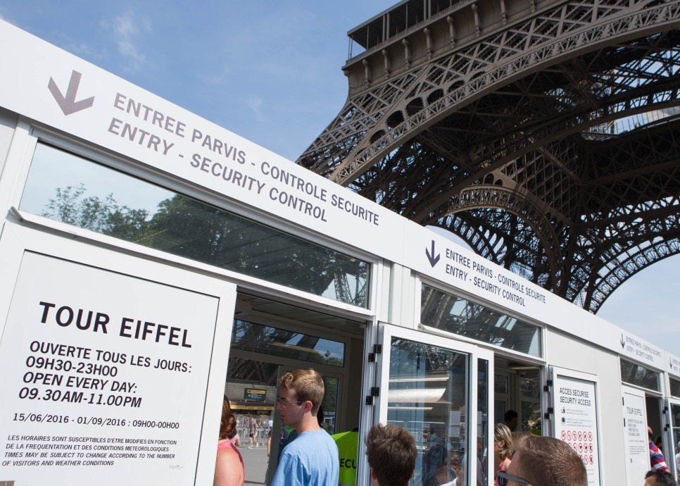 Jam Buka Menara Eiffel