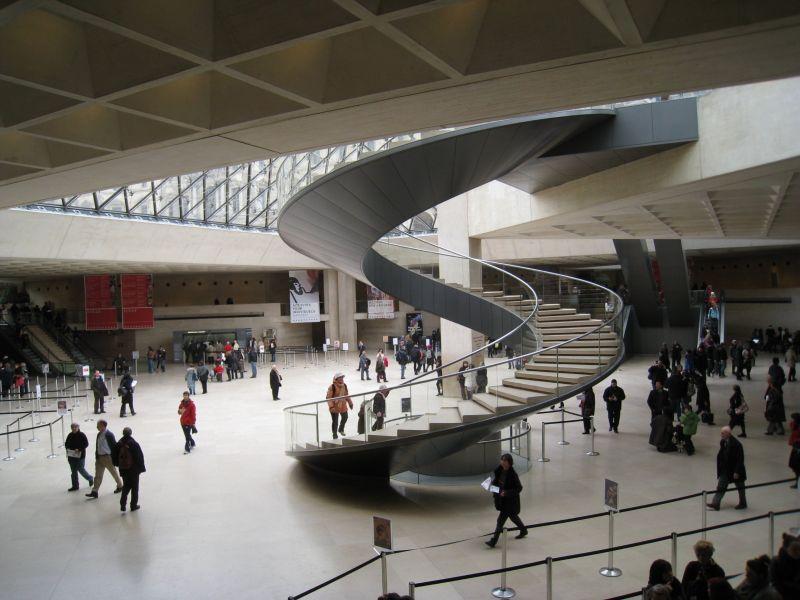 Jam BukaMuseum Louvre