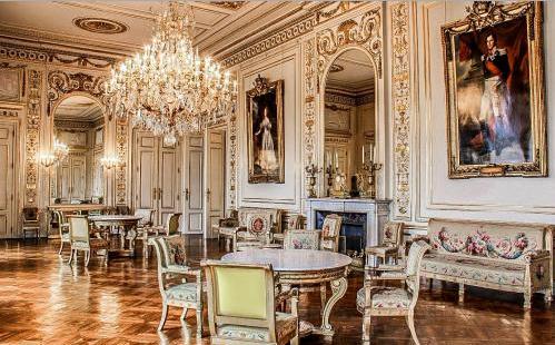 Koleksi Bersejarah Royal Palace di Brussels