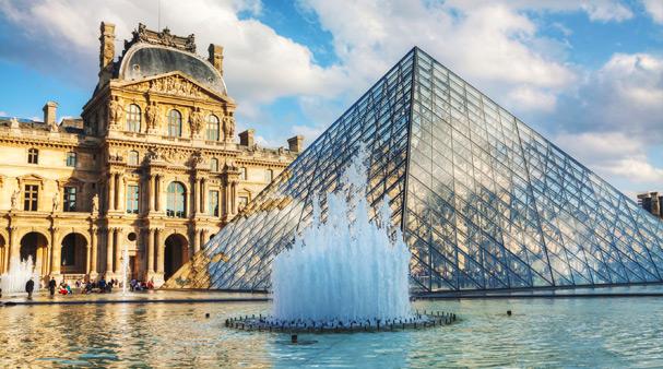 Museum Louvre Paris, Museum Seni Terbesar se-Dunia