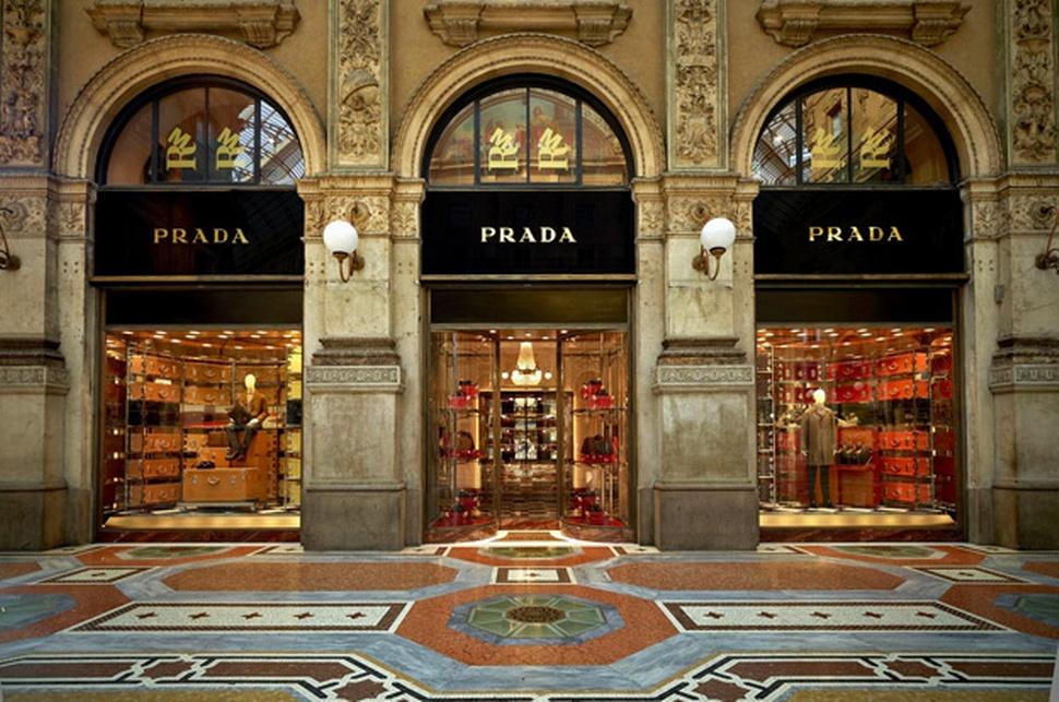 Prada Store Galleria Vittorio Emmanuelle II