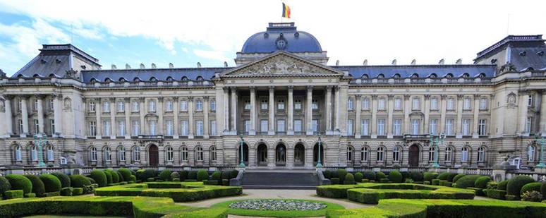 Royal Palace di Brussels-Belgia, Berkunjung ke Istana Raja Belgia
