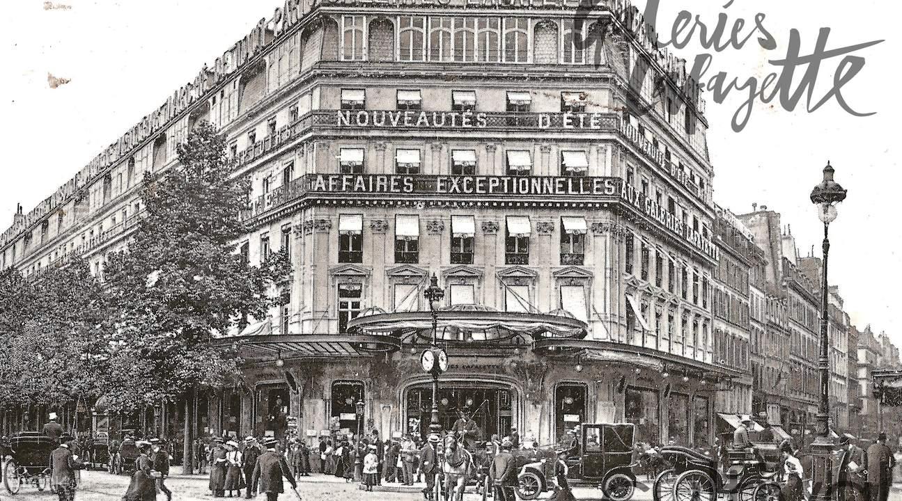 Sejarah Galeries Lafayette