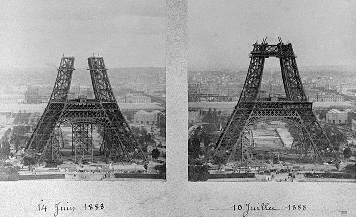 Sejarah Singkat dan Asal Usul Menara Eiffel