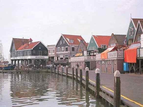 Sejarah Volendam