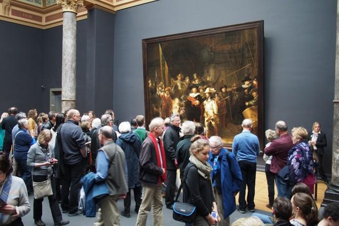 Koleksi di Rijksmuseum dalam Web Rijksstudio