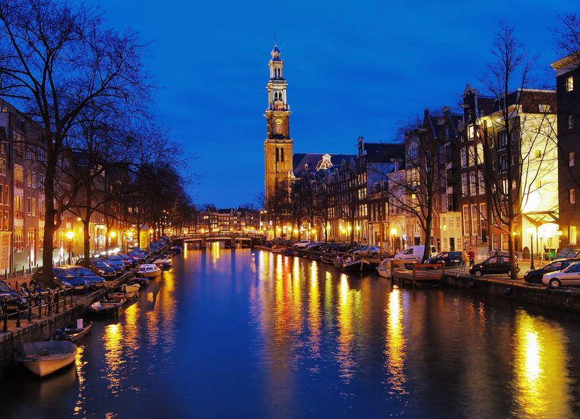Tiket Amsterdam Canal Cruise