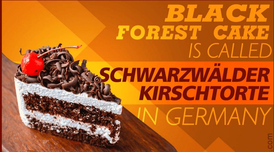 Berburu Kue Black Rorest