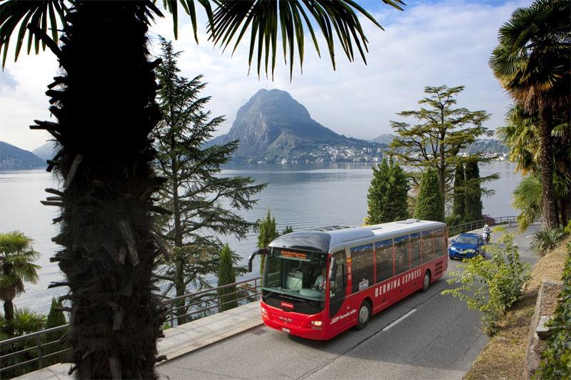 Transportasi Menuju ke Danau Lucerne