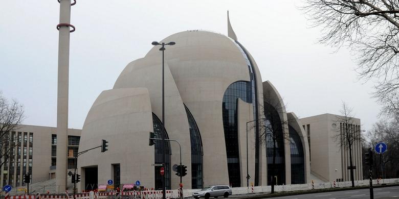Masjid Pusat Koln