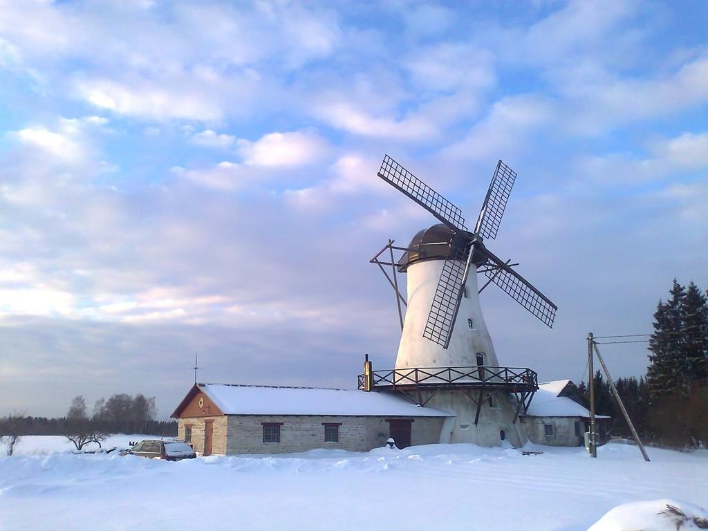winter di belanda