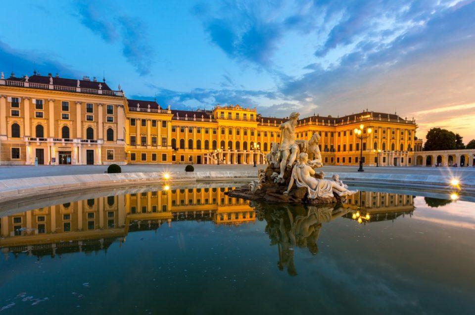 Istana Schonbrunn Austria, Eksotika Tempat Wisata Bersejarah di Eropa
