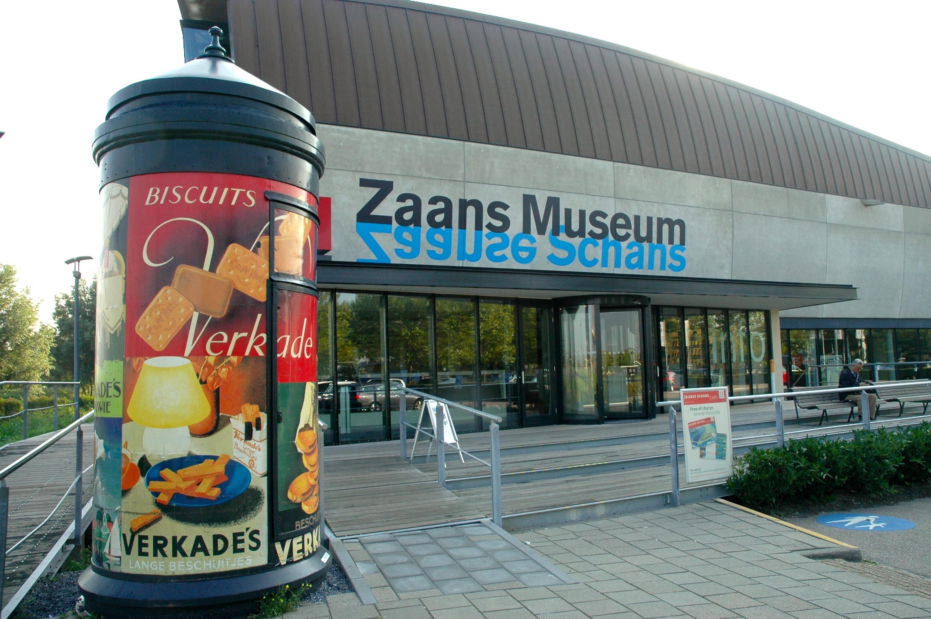 Museum Penuh Sejarah di Zaanse Schans