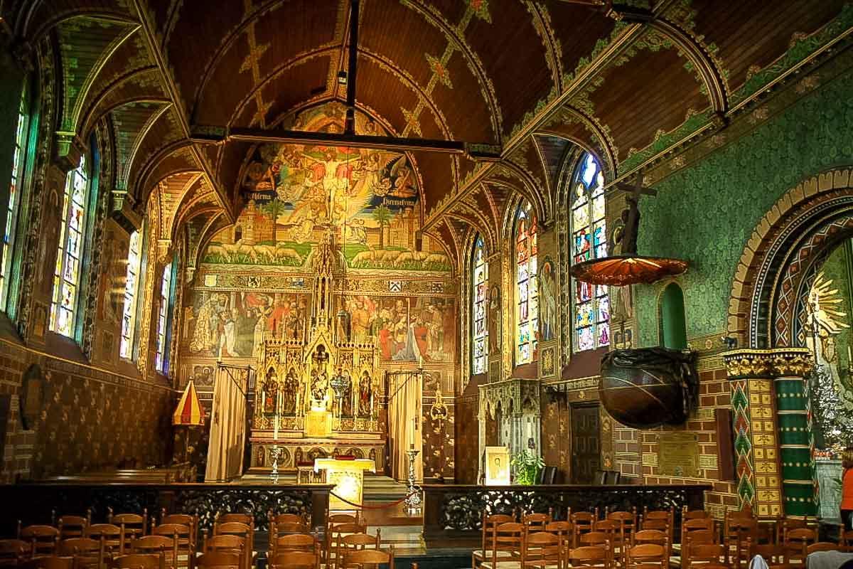 Kapel Darah Kudus