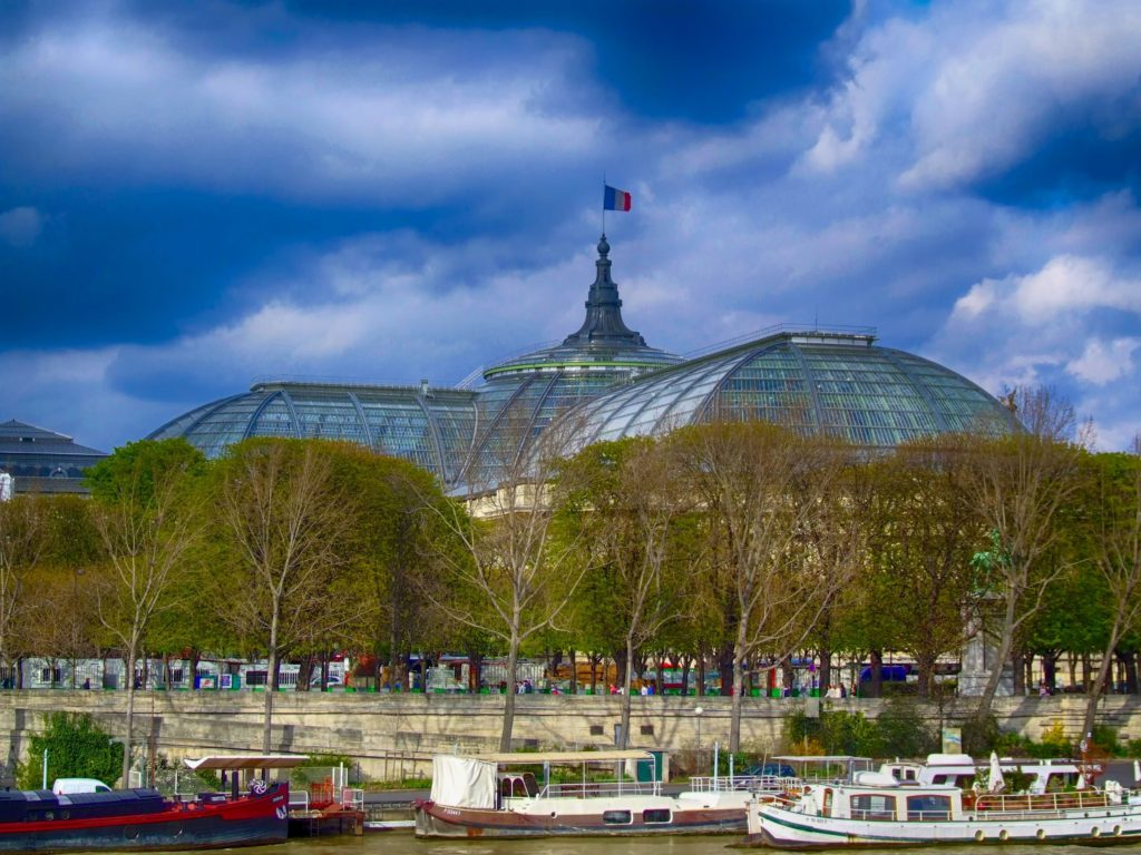 Ada Apa saja di Grand Palais