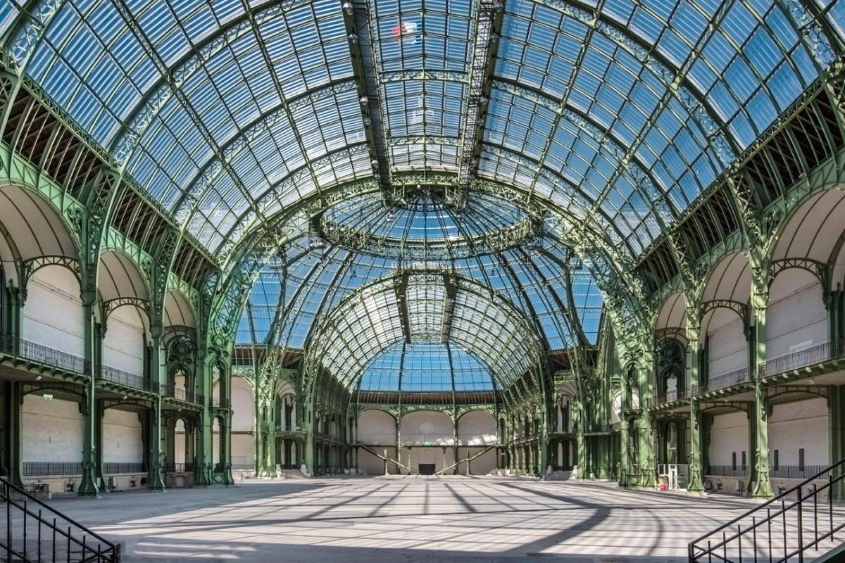 Arsitektur Bangunan Grand Palais