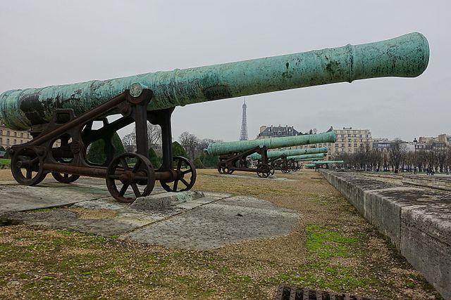 Artileri di Musée de l'Armée