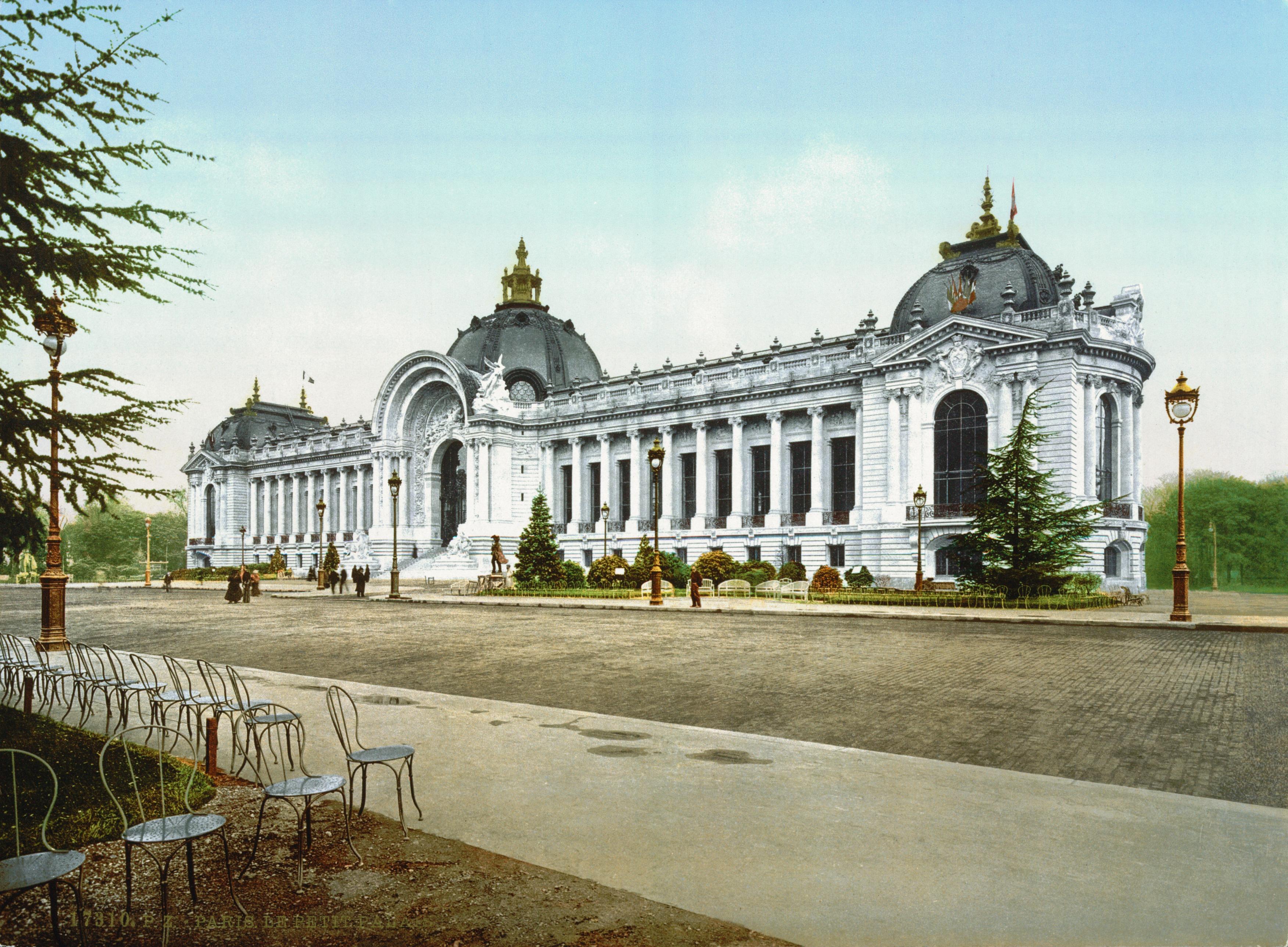 Awal Mula Petit Palais di Paris