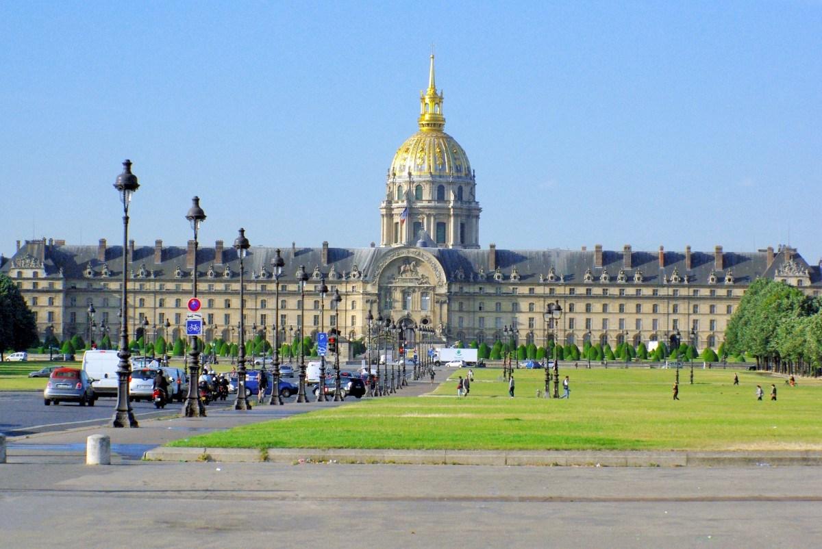 Des Invalides Paris, Rumah Sakit Para Veteran Perancis