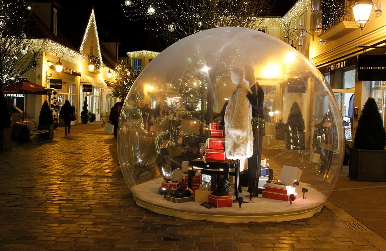Fakta La Vallee Village Outlet Paris