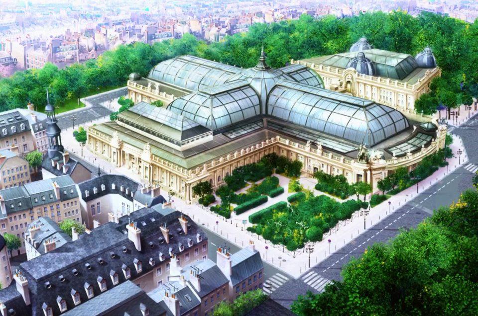Grand Palais Paris, Monumen Ikonik Yang Bersejarah di Perancis
