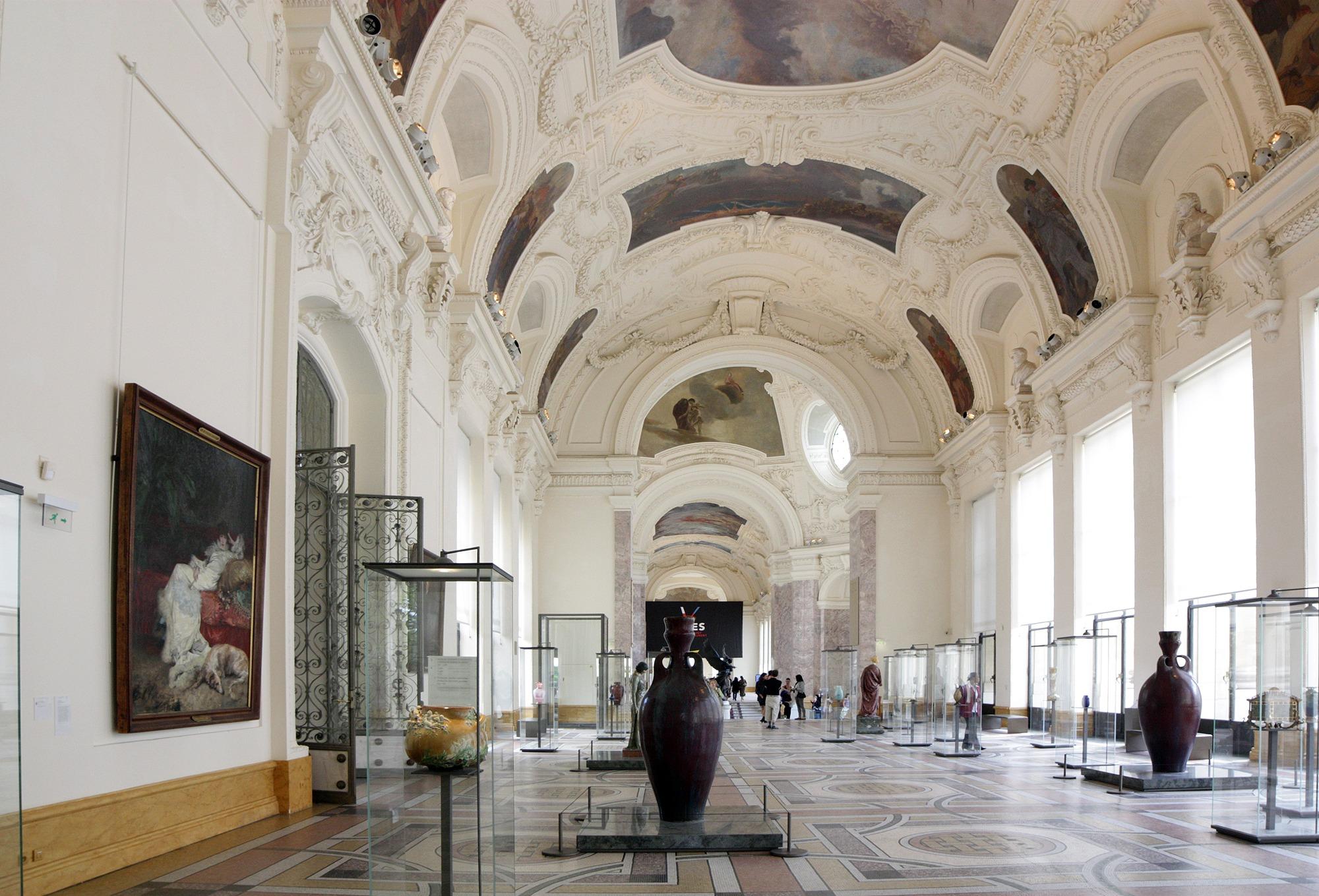 Interior Petit Palais
