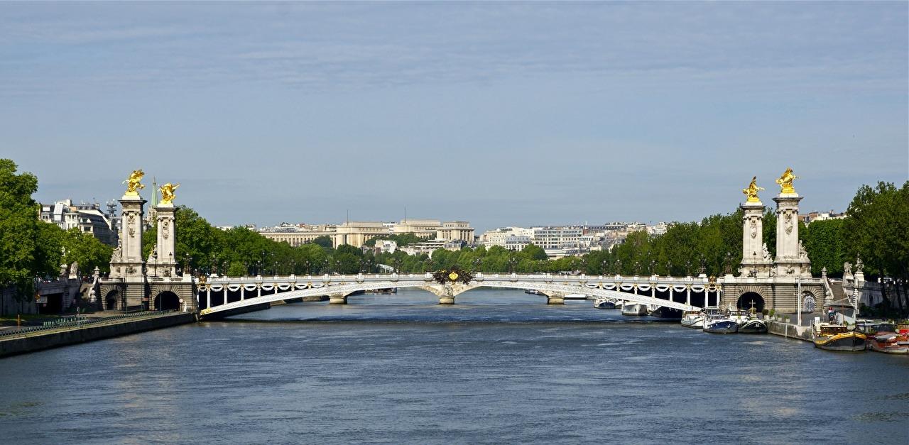 Pont Alexandre III, Jembatan Ikonik, Indah Juga Mewah Di Paris