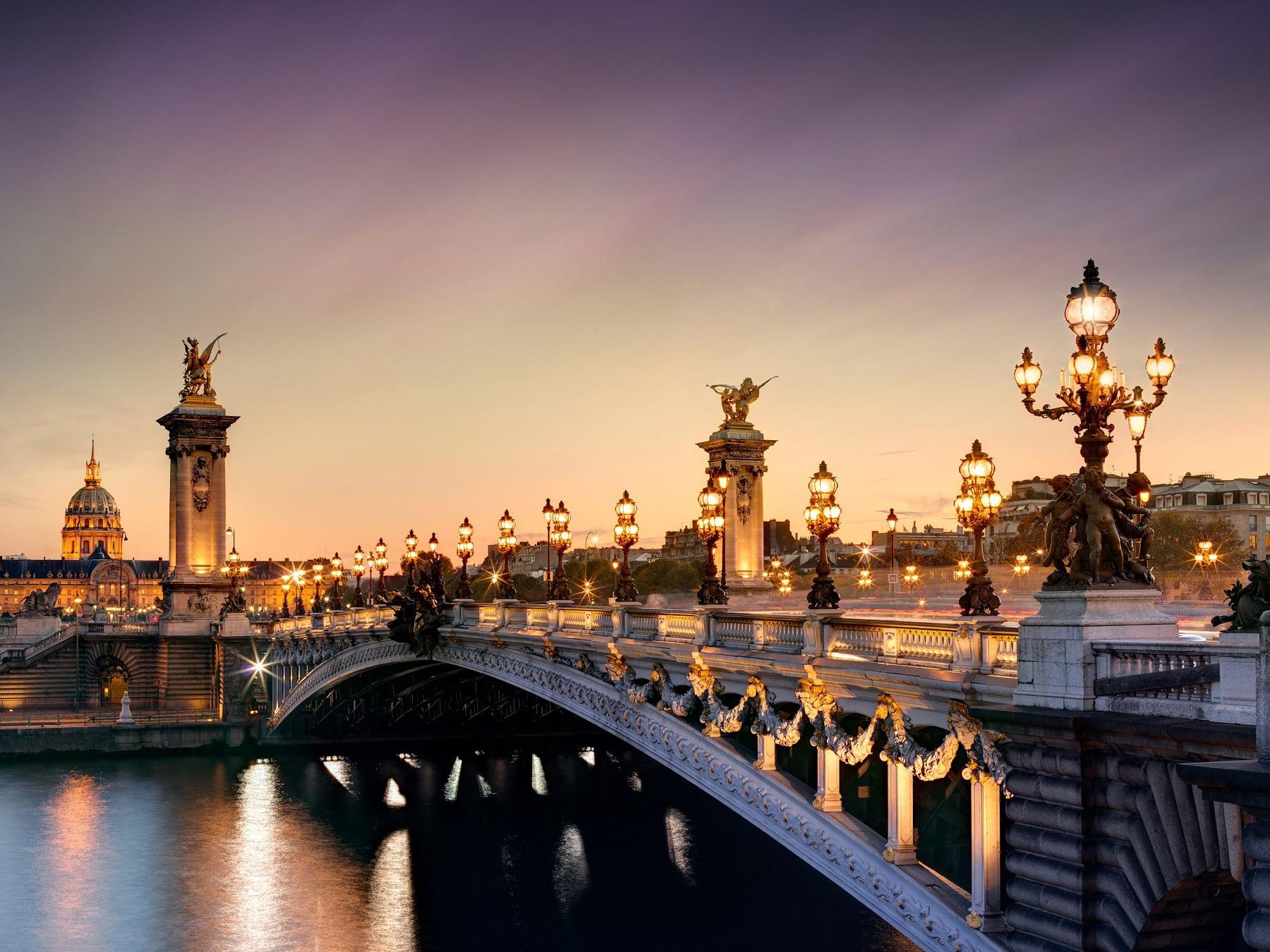 Sejarah Pont Alexandre III