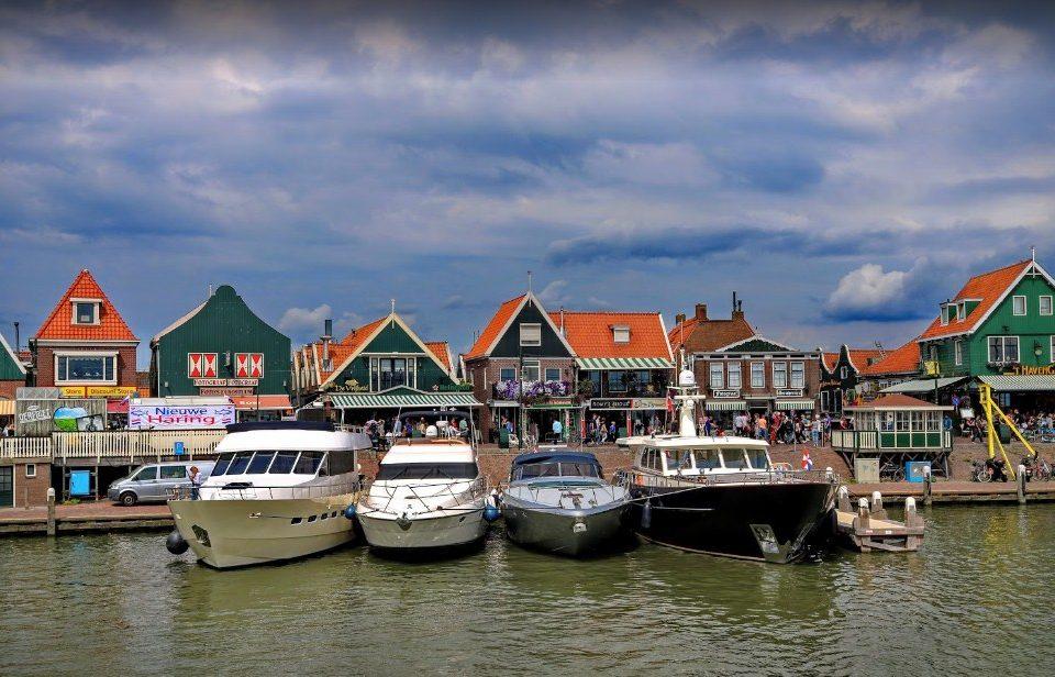 Traditional Fisherman Village Volendam, Desa Nelayan Belanda yang Kaya Sejarah