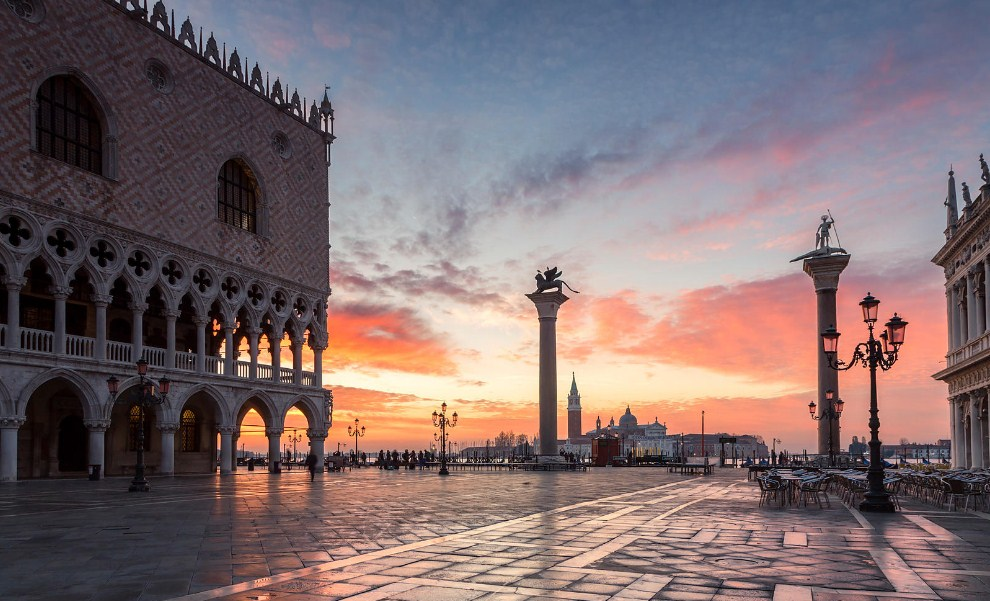 Beautiful At All Times Julukan Piazza Sann Marco