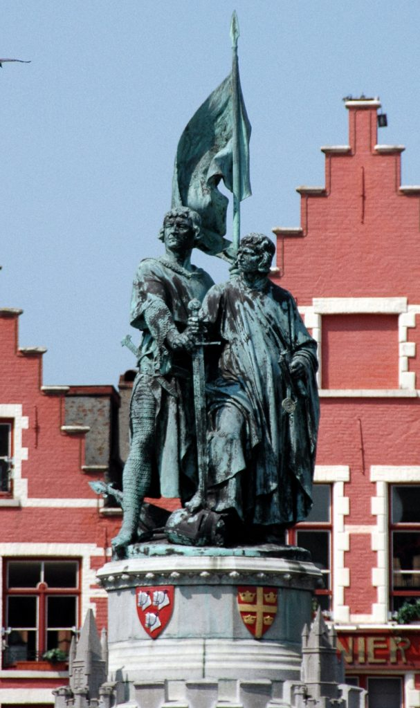 Jan Breydel dan Pieter de Coninck