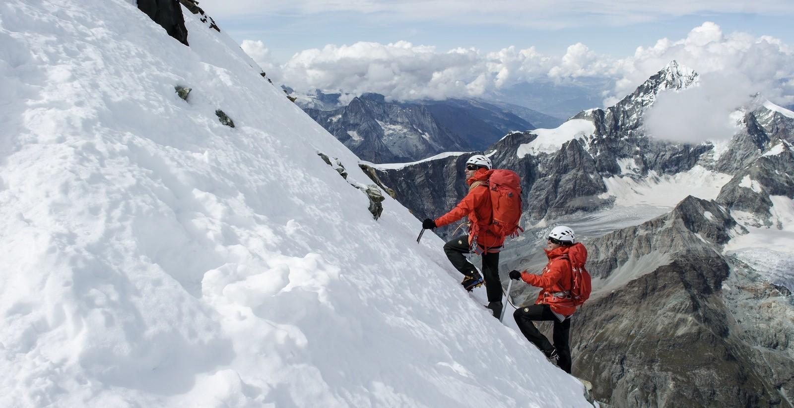 Mendaki Mont Blanc