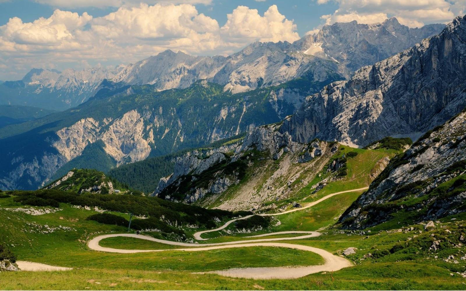 Pegunungan Alpen, Jejeran Gunung Tertinggi dan Terluas Yang Berada di Eropa
