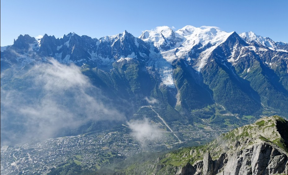 Sejarah Mont Blanc