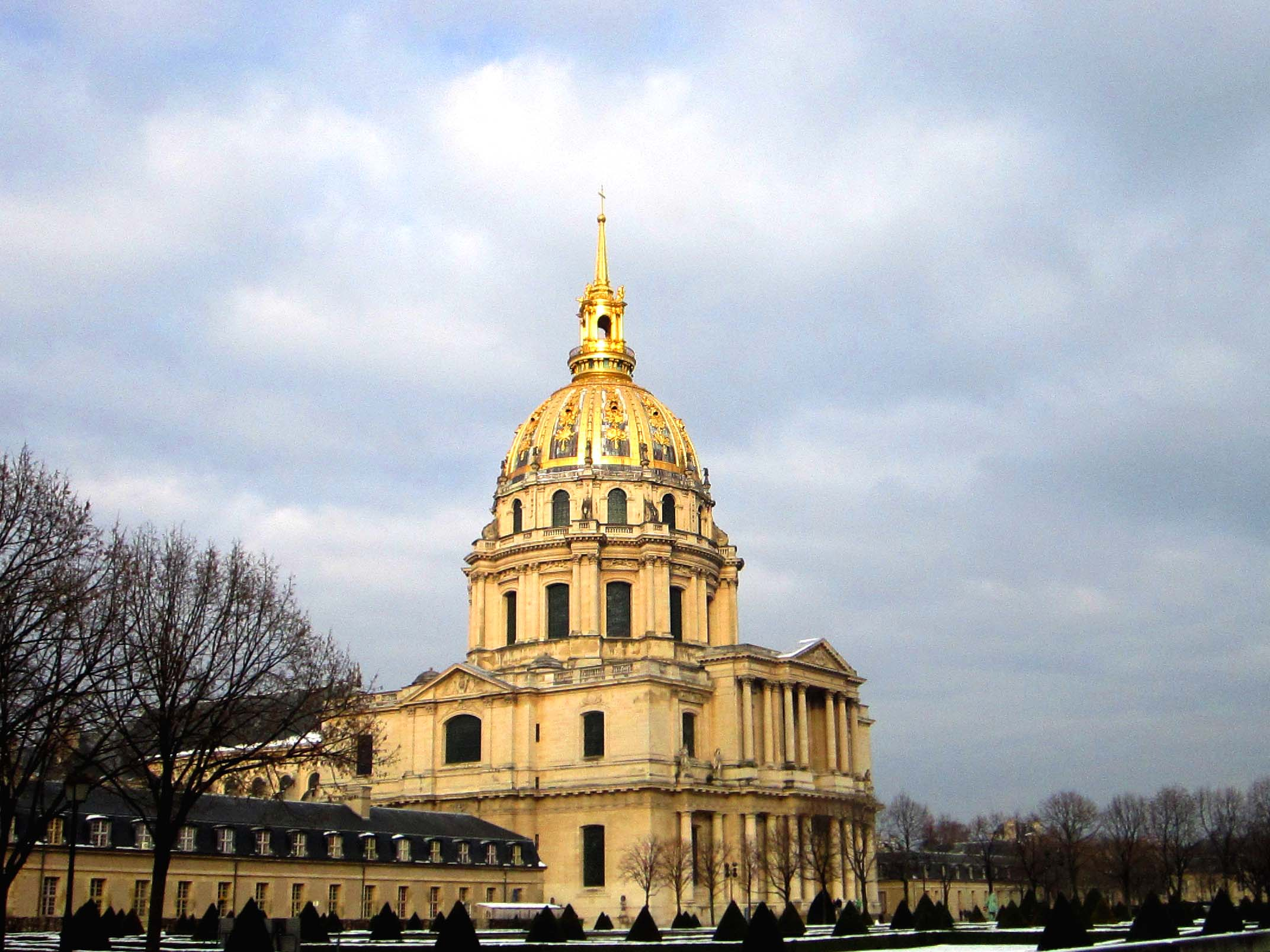 Sejarah Museum Army Paris