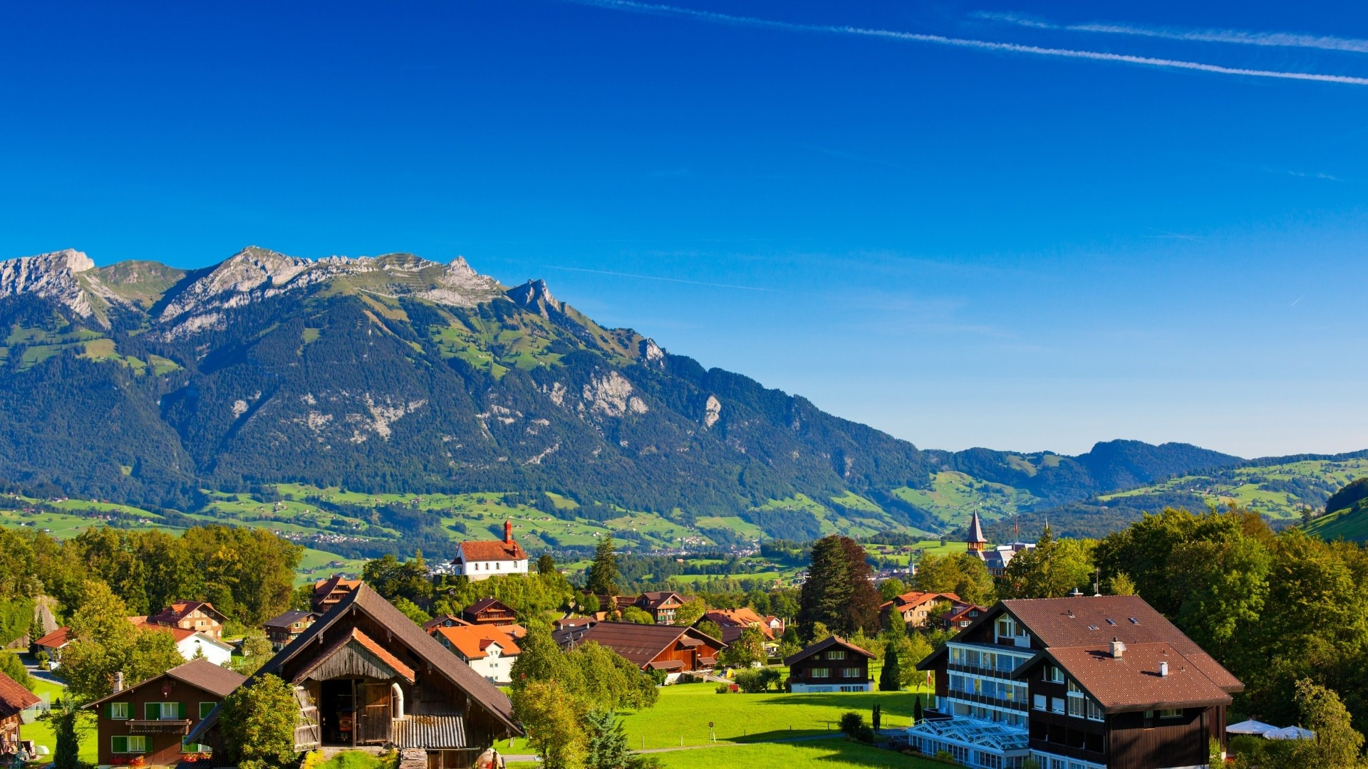 Fakta Unik Dari Pegunungan Alpen