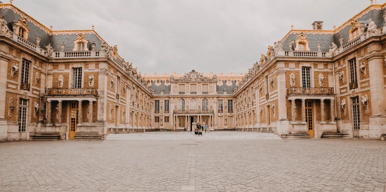 Arsitektur Istana Versailles