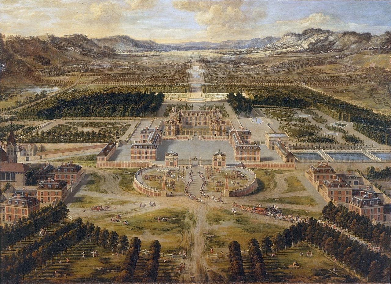 Sejarah Istana Versailles