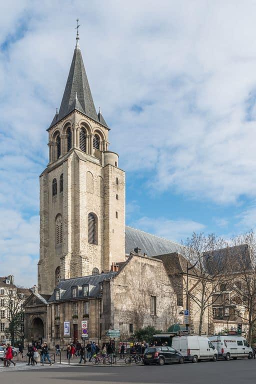 Abbey of Saint-Germain