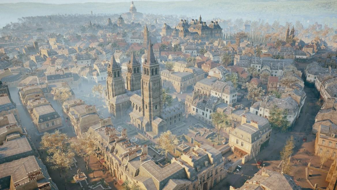 Saint Gemain des Pres Paris, Wisata Sejarah Dari Ibadah Ke Seni