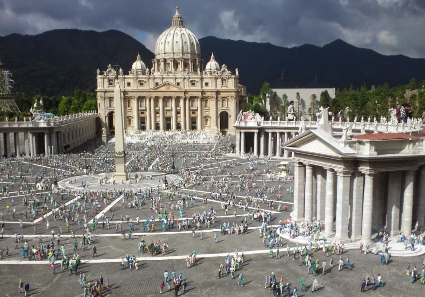 St. Peter's Basilica, Tempat Wisata Luar Biasa di Roma