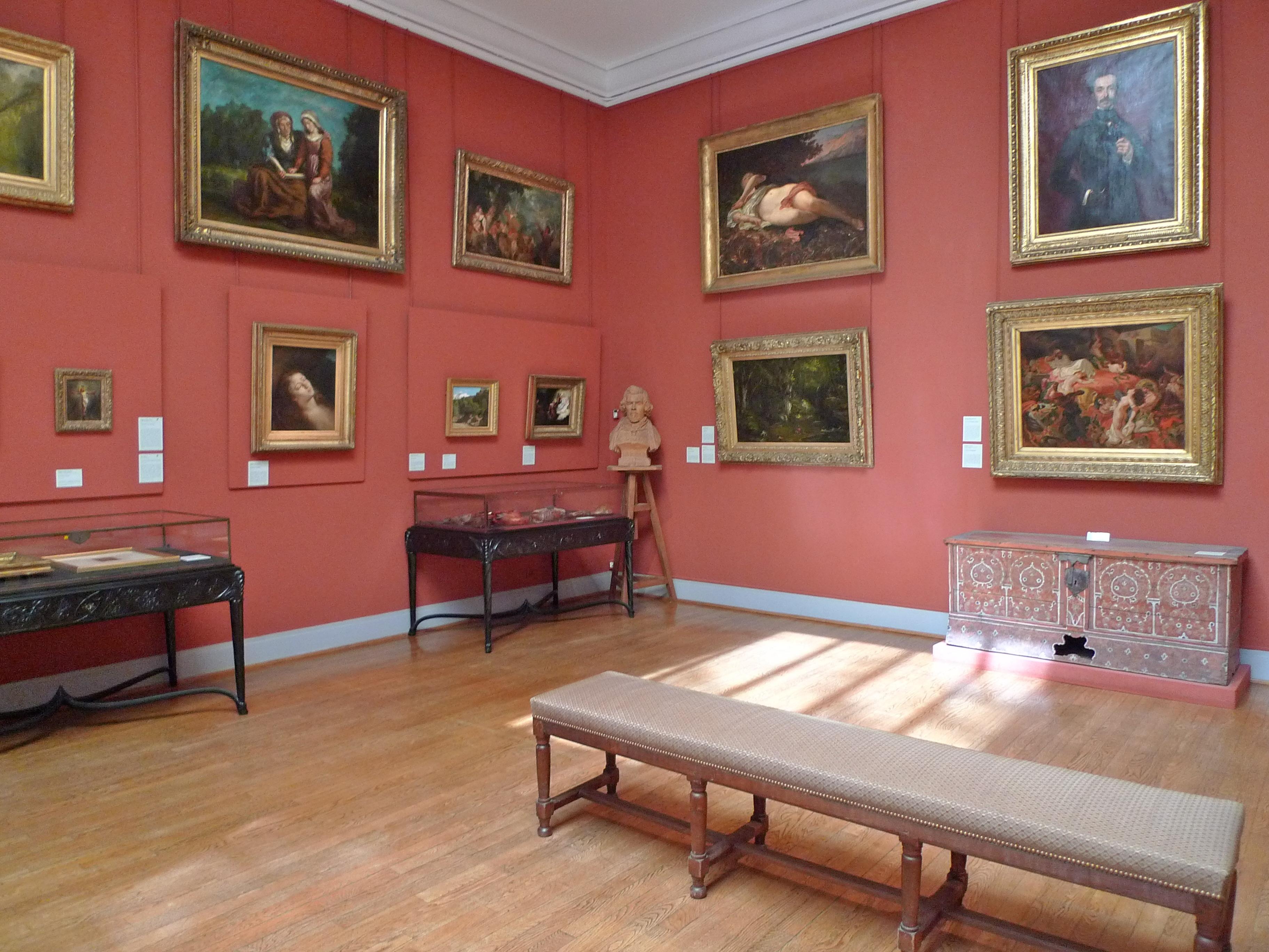 The Musée Eugène Delacroix